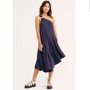 Free People Francesca Midi Dress